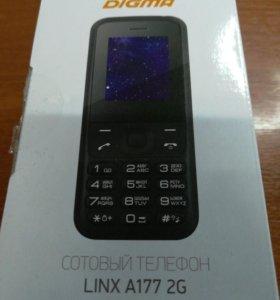 Сотовый телефон DIGMA A177