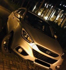 Hyundai ix35 2015 г.в. 45т/км, 4х4 , автомат!
