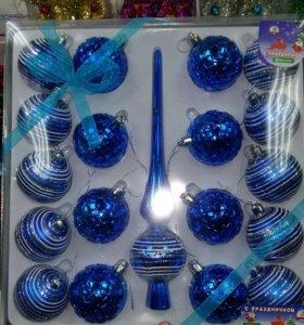 Новогодние игрушки для елки