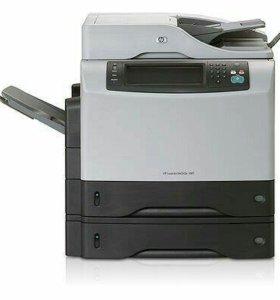 МФУ HP LazerJet M4345MFP