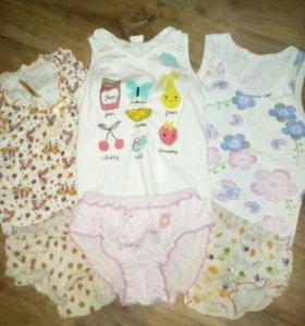 Вещи на девочку 2-3 года