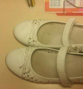 Туфли девочка 36 размер