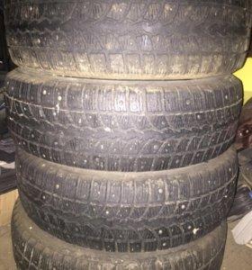 Зимние шины R 14