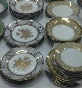 Иранские тарелки