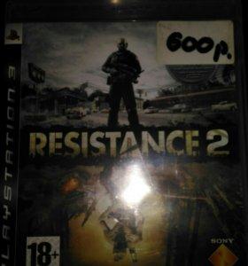 Resistance 2 для PlayStation 3