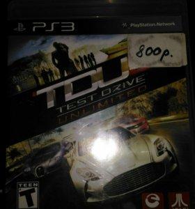 Test drive unlimited для PlayStation 3