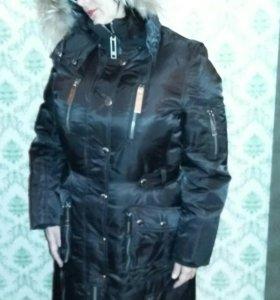 Пальто Женское -Зима