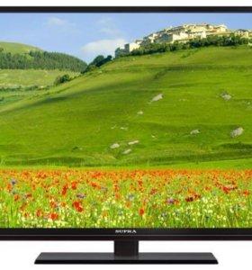 Телевизор Supra50 FULL HD 127 20 каналов