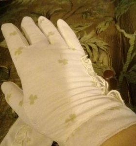 Новые элегантные женские перчатки