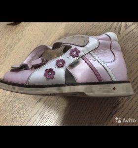 Ортопедические сандалии Орсетто