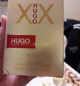 Hugo boss XX woman 60 мл