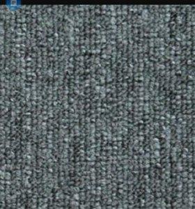 Продам ковролин серого цвета