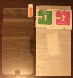 Стекло/защитная пленка на IPhone 7+ / 8+