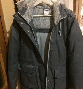 Зимняя куртка REEBOK CLASSIC