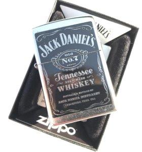 Zippo Jack Daniel's 24779 зажигалка