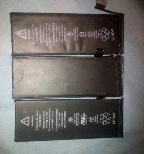 Батарейка на айфон 5s