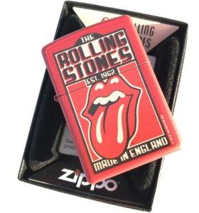 Zippo Rolling Stones 9677 зажигалка