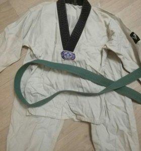 Кимоно даром ,рост 130