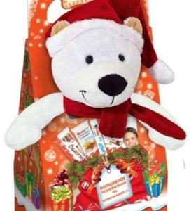 подарок Kinder Mix Plush