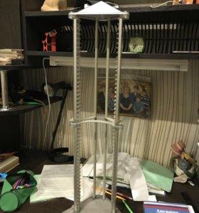 Полка подставка для дисков