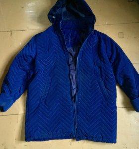 Куртка женская утеплённая