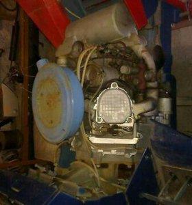Двигатель В2ч кмз 012