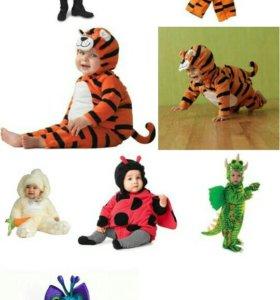 Для малышей на фотосессию и Новый Год