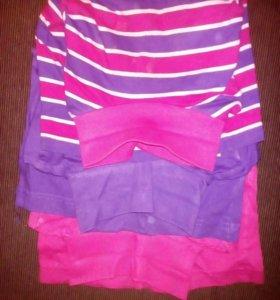 Одежда для девочки мешком