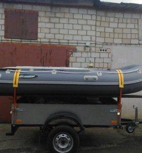 Продам лодку,мотор и прицеп,все вместе!