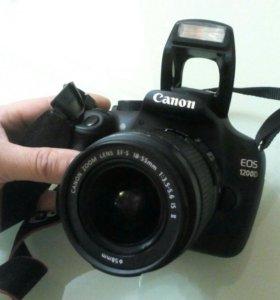 Зеркалка фотоаппарат Canon 1200D