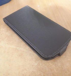 Кожаный чехол для Samsung galaxy s3