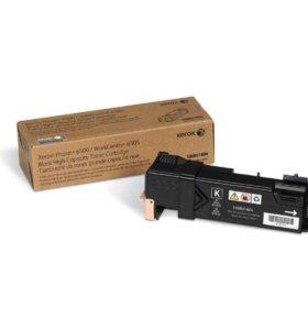 Toner cartridge Xerox 106R01604 (Б/У)