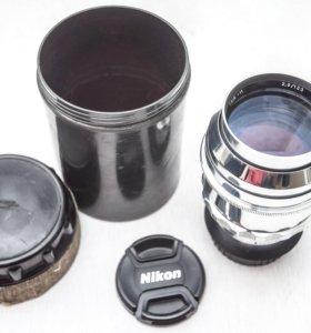 Таир-11 133/2,8 для М39 и Nikon