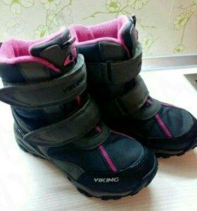 Зимние ботинки Viking 31