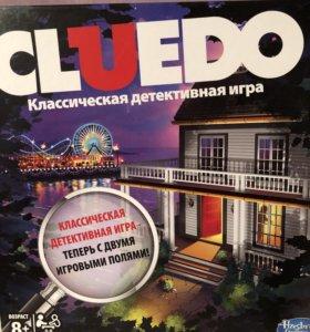 Настольная детектив-игра CLUEDO от Hasbro
