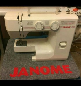 Швейная машинка Janome 542
