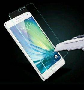 Новое Стекло на Samsung A3 2015 и 2016