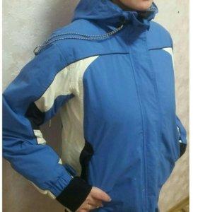 Лыжная/ спортивная зимняя куртка
