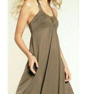 платье летнее трикотаж