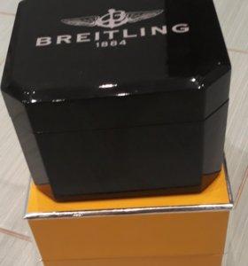 Фирменные коробка для часы BREITLING