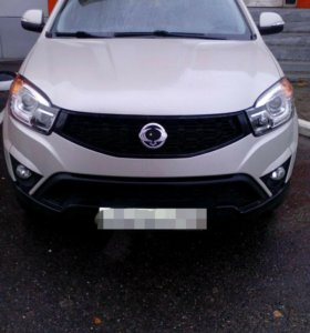 SsangYong Actyon 2.0 МТ, 2014