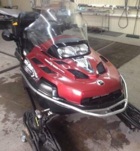 BRP SkiDoo Expedition TUV V-1300