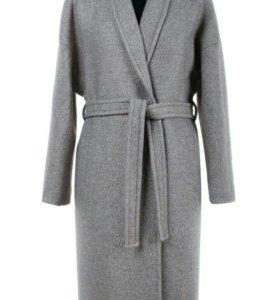 Демисез пальто( состав вареная шерсть)
