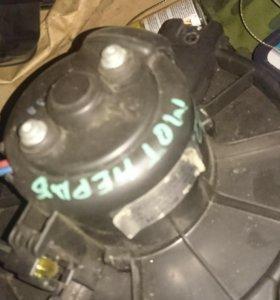 Мотор печки для тойота авенсис 99-03