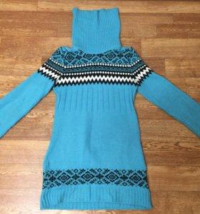 Платье(свитер)