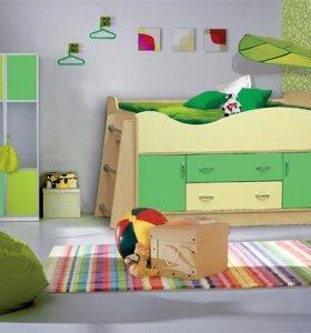 """Кровать детская """"Колибри"""""""