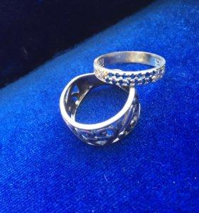 Кольца 925 серебро