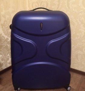 новый чемодан auchamo TSA002