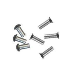 Заклепка алюминиевая под молоток