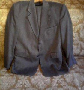 Мужской костюм и пиджак Moder